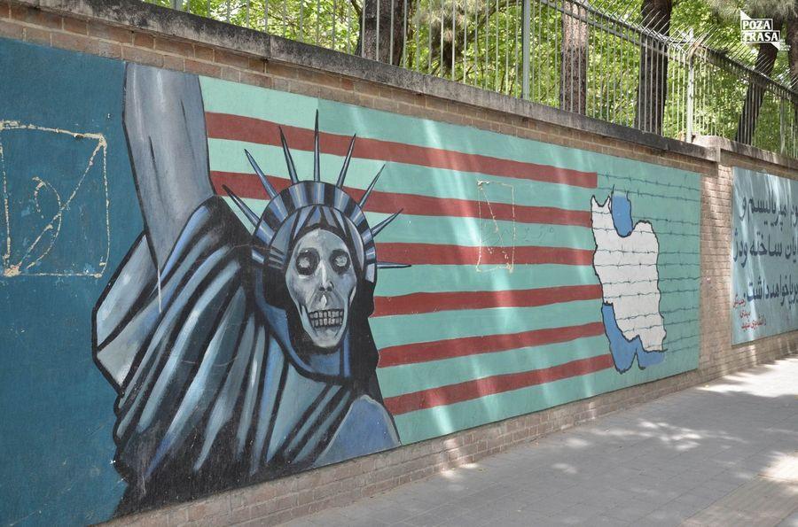 Ambasada USA w Teheranie