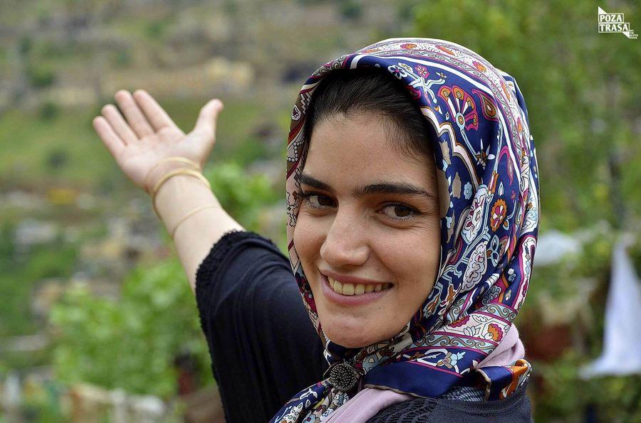 Czador i hidżab w Iranie
