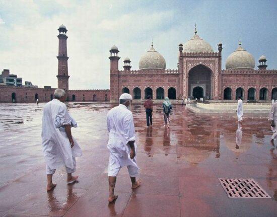 Pakistan wyjazd Lahore
