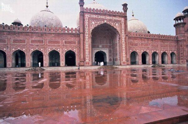 Pakistan wyjazd do Lahore