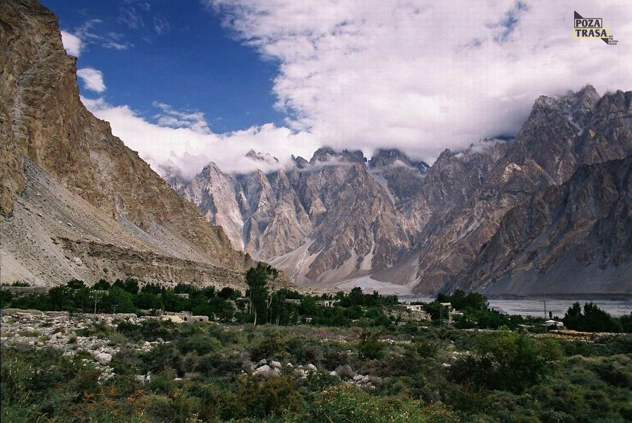 Pakistan Dolina Hunzy