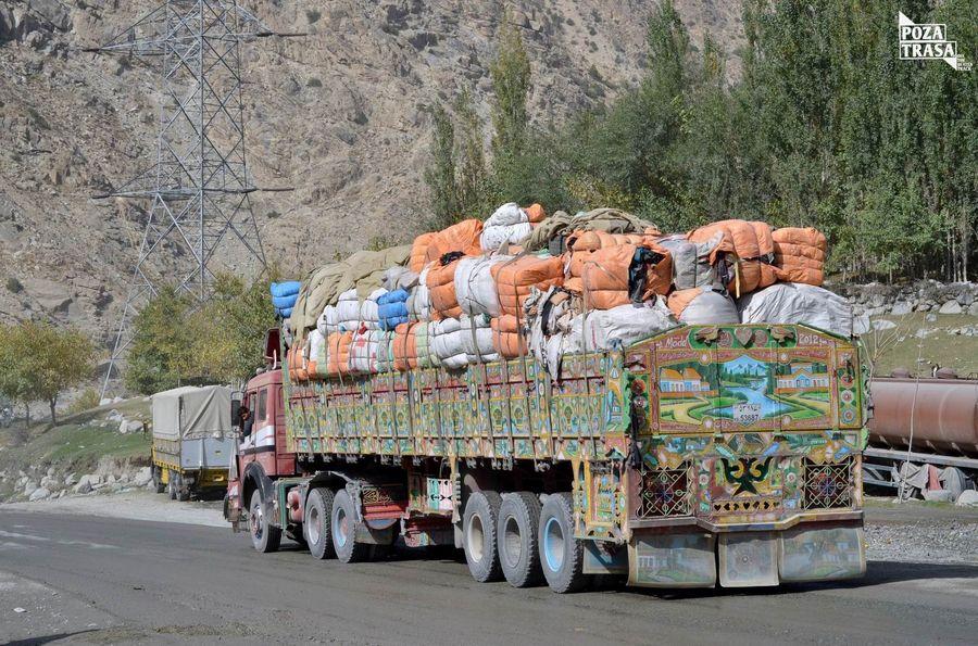 Podróż z Kabulu do Dżalalabad