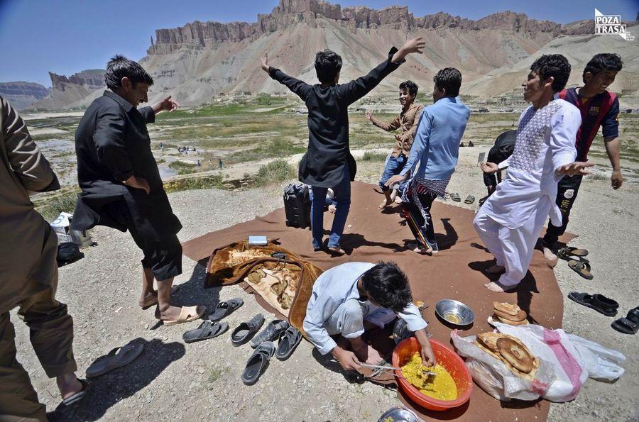 Piknik w Band-A-Mir