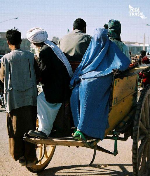 Afgańska Burka