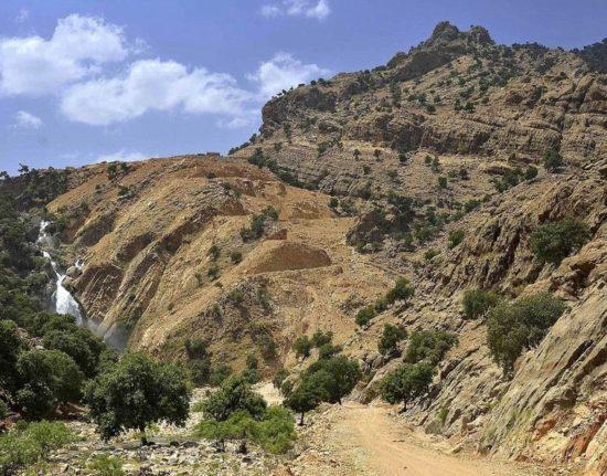 wycieczka do Iranu