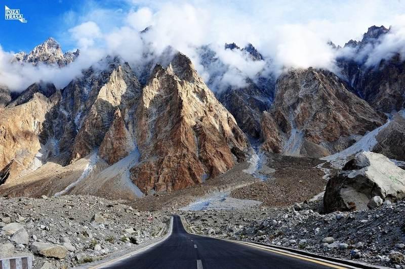 Pakistan KKH Karakorum Highway