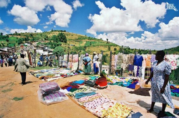 Afrykańskie bazary