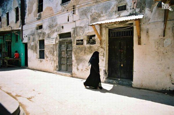 Uliczka Zanzibar