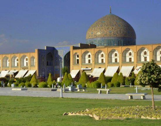 Iran wyjazd Isfahan
