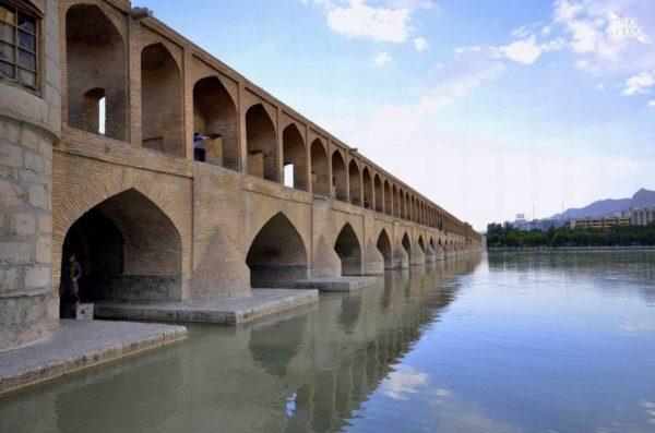 Iran podróż Isfahan