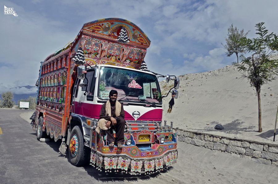 Pakistan podróż
