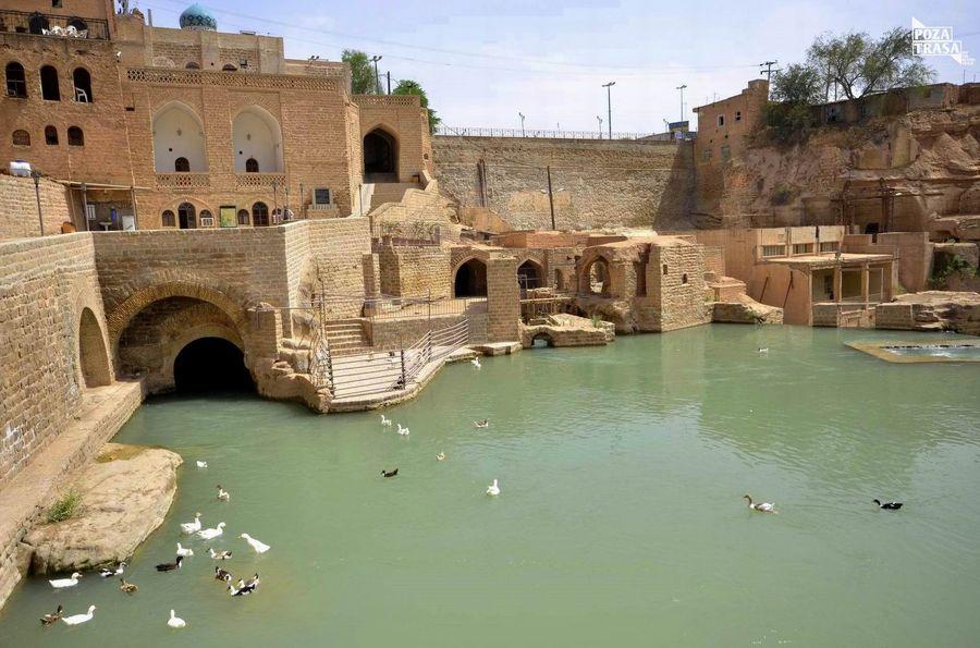 Shushtar w Iranie