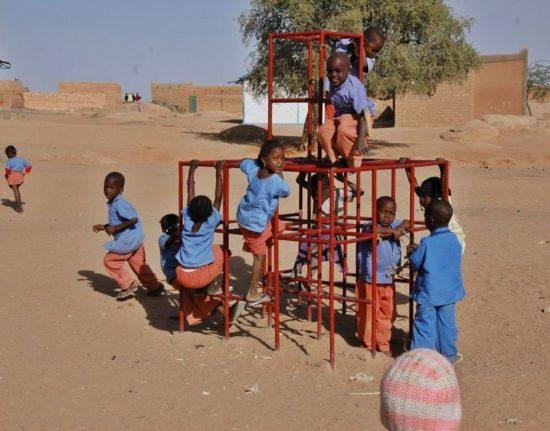 Niger wyjazd