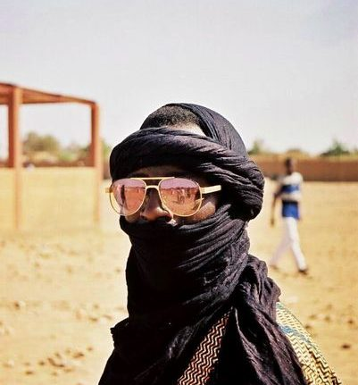 Niger Festival Tuaregów