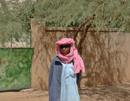 Tuaregowie w Nigrze