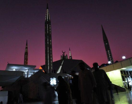 Islamabad w Pakistanie
