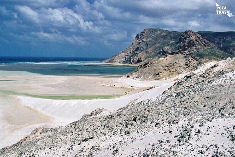 Sokotra plaże