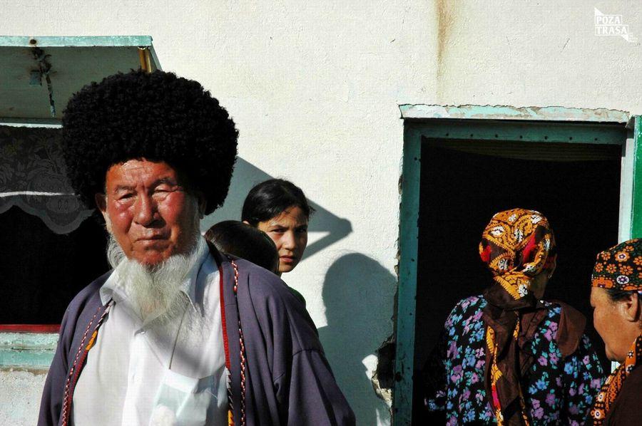 Turkmenistan wyprawy Azja wycieczk