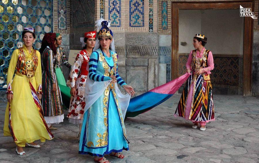 Uzbekistan Kazachstan