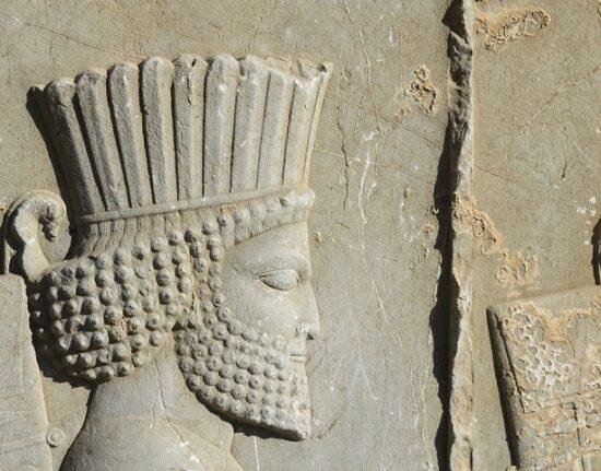 Persepolis Iran wyjazd