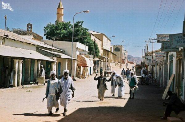 miasteczka Afryki