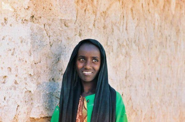 Mieszkańcy Etiopia