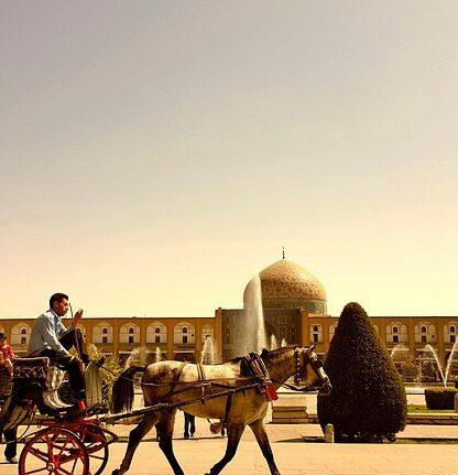 Iran wyjazd