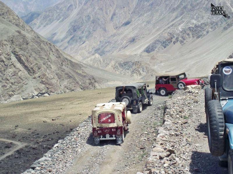 Podróż przez Pakistan