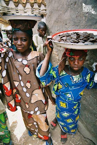Kamerun podróż