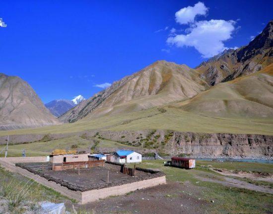 Wycieczka do Kirgistanu