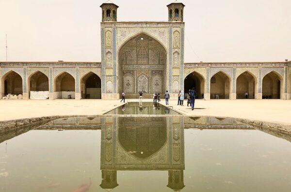 Shiraz w Iranie podróż