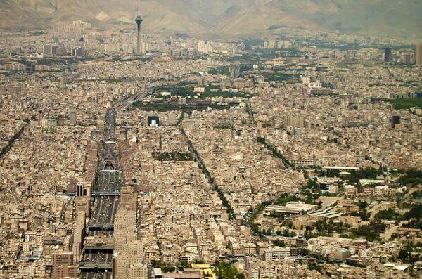 Teheran Iran wycieczka