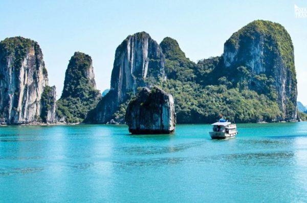 Zatoka Ha Long Laos Wietnam Wyjazd