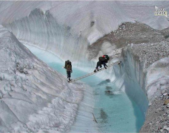 Lodowce Himalaje