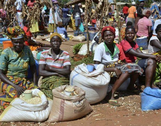 Afryka bazary
