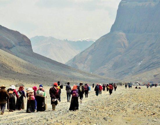 Tybet Góra Kailasz