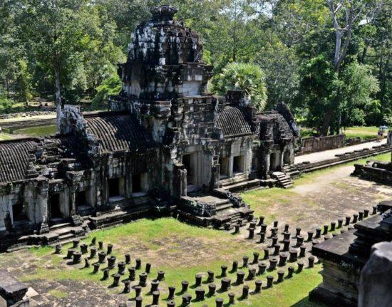Kambodża wyjazd