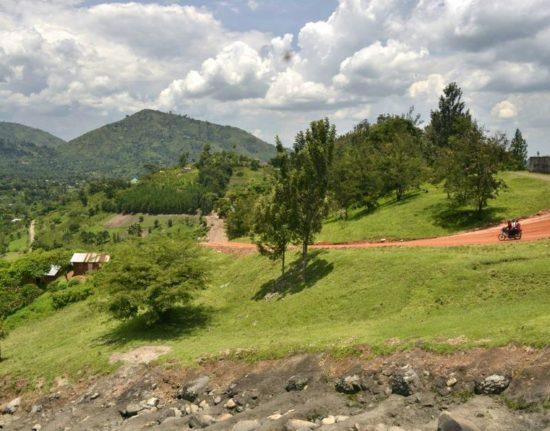 Uganda Rwanda wyjazd