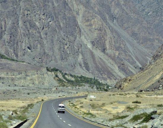 Pakistan Karakorum Highway