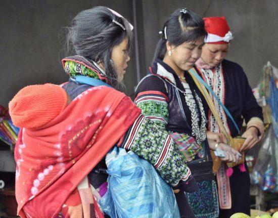 grupa etniczna Hmong