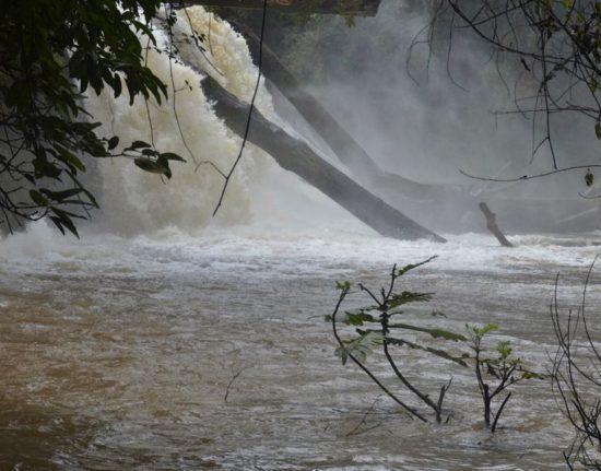 wodospad Kambodża