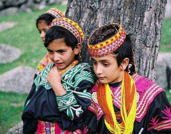 północny Pakistan Kalasze