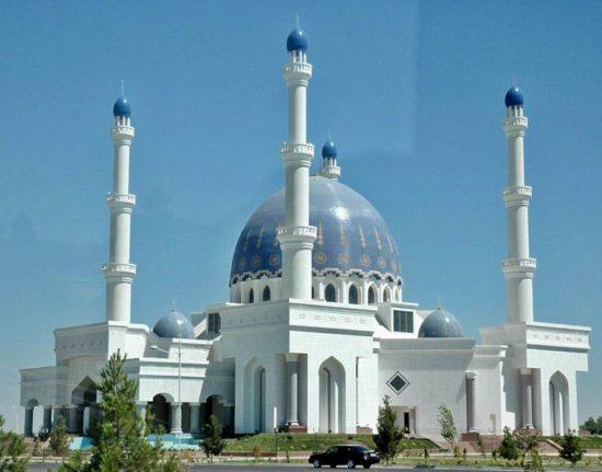 Wyprawa turkmenistan