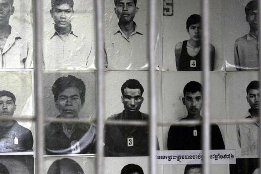 Kambodża Czerwoni Khmerzy