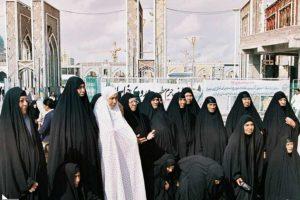 Kobiety Iranu