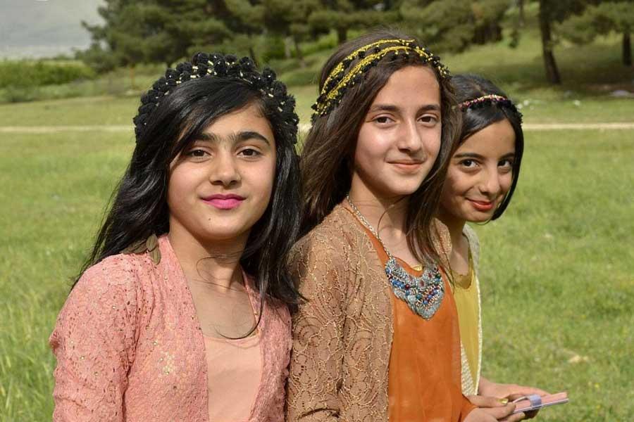 Kurdyjskie pikniki
