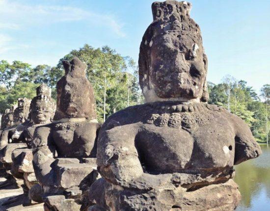 Kambodża wycieczka