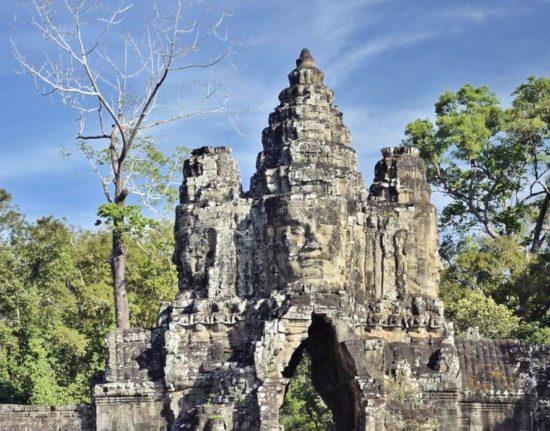 Kambodża Khmerski Nowy Rok
