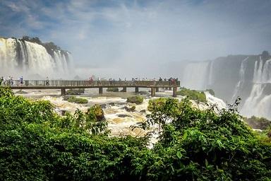Paragwaj wodospady Iguazu wyprawa