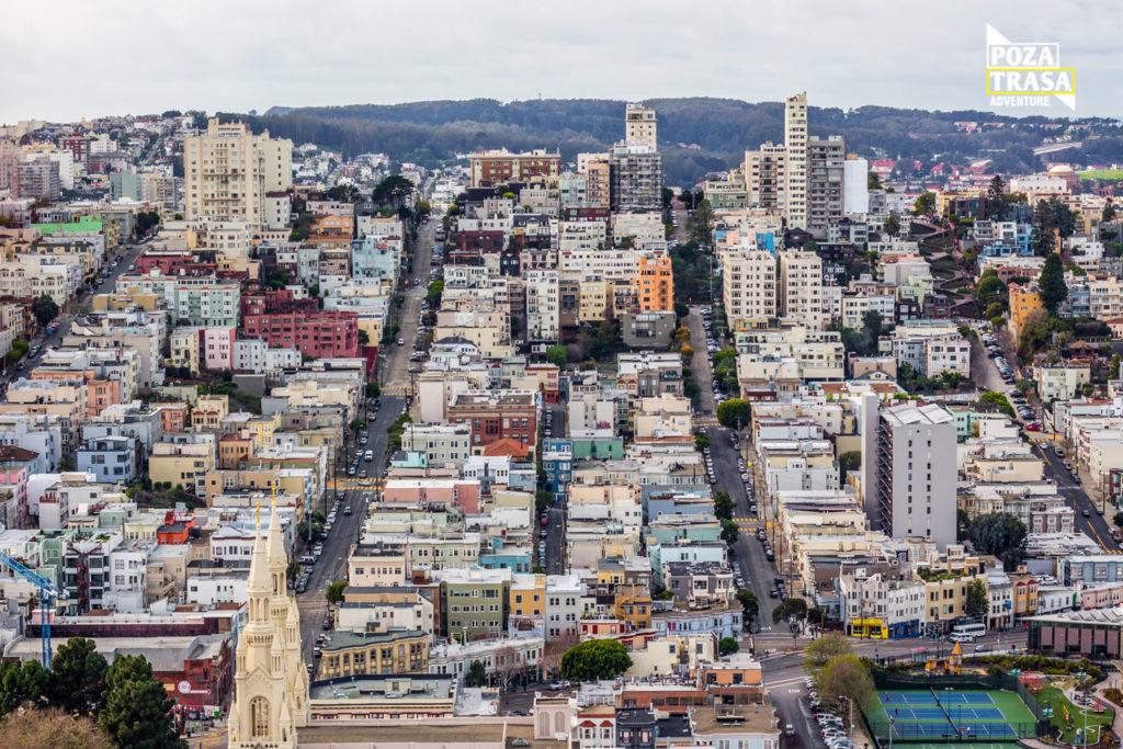 Kalifornia wyprawa wakacje San Francisco